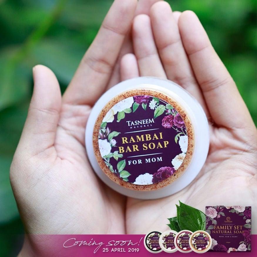 Sabun Natural Untuk Ibu