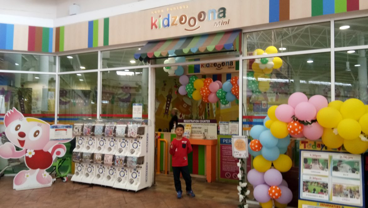 Kidzoona Educational Play