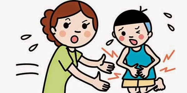 Redakan Kembung Perut Bayi